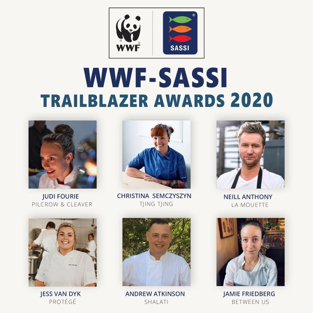 Trailblazer awards